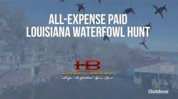 Federal Premium Flyway Frenzy Sweepstakes TV Spot, 'Hunt of a Lifetime!' - Thumbnail 4