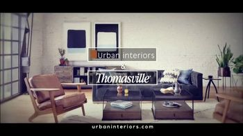 Urban Interiors & Thomasville Memorial Day Sale TV Spot, 'All on Sale' - Thumbnail 1