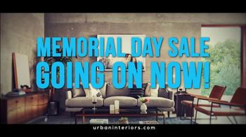 Urban Interiors & Thomasville Memorial Day Sale TV Spot, 'All on Sale' - Thumbnail 2