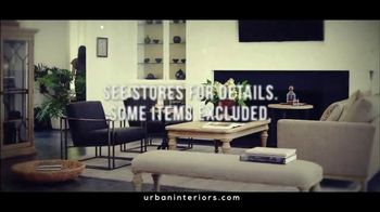 Urban Interiors & Thomasville Memorial Day Sale TV Spot, 'All on Sale' - Thumbnail 8