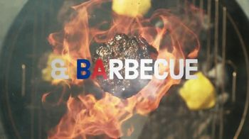 Red, White & Barbecue: Chicken and Charcoal thumbnail