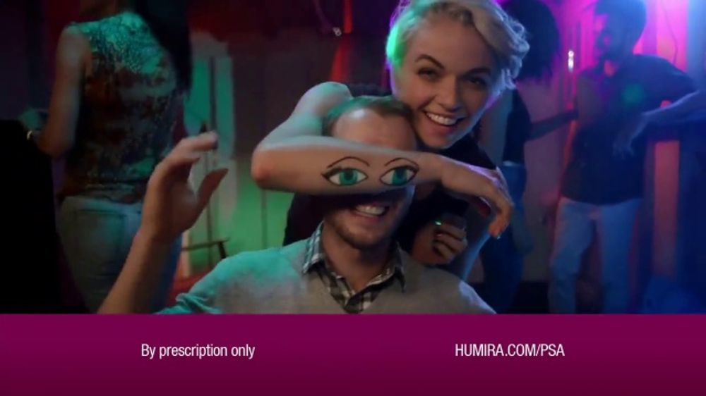 HUMIRA [Arthritis] TV Commercial, 'Body of Proof: Nightlife'