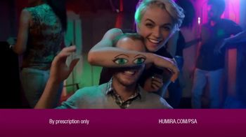 HUMIRA [Arthritis] TV Spot, 'Body of Proof: Nightlife'
