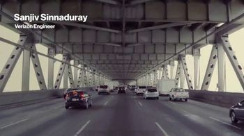 Verizon TV Spot, 'Best for a Good Reason: Bay Bridge'