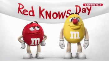 M&M's TV Spot, 'Red Nose Day' - Thumbnail 1