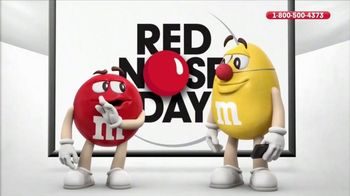 M&M's TV Spot, 'Red Nose Day' - Thumbnail 10