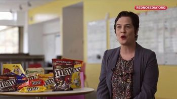 M&M's TV Spot, 'Red Nose Day' - Thumbnail 5