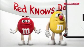 M&M's TV Spot, 'Red Nose Day' - Thumbnail 8