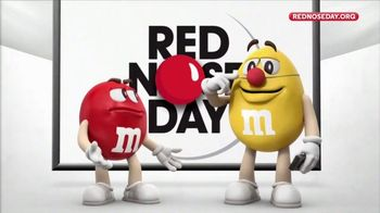 M&M's TV Spot, 'Red Nose Day' - Thumbnail 9
