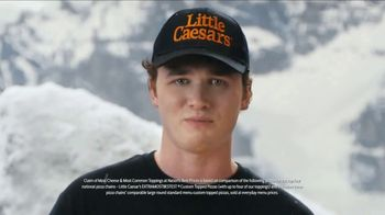 Little Caesars EXTRAMOSTBESTEST Pizza TV Spot, 'Party at the Top' - Thumbnail 4