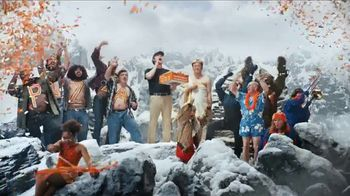 Little Caesars EXTRAMOSTBESTEST Pizza TV Spot, 'Party at the Top' - Thumbnail 8