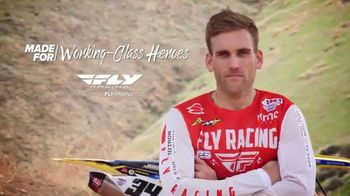 FLY Racing TV Spot, 'Made for Working-Class Heroes' Featuring Weston Pike - Thumbnail 9