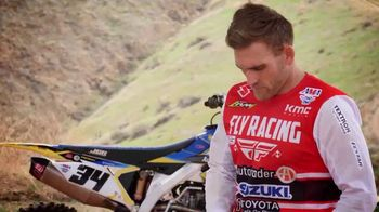 FLY Racing TV Spot, 'Made for Working-Class Heroes' Featuring Weston Pike - Thumbnail 8