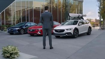 2018 Buick Regal TV Spot, 'Which Regal?' Song by Matt and Kim [T1] - Thumbnail 1