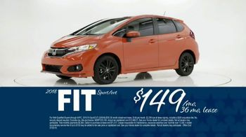Honda Memorial Day Sales Event TV Spot, 'We Say Summer Savings' [T2] - Thumbnail 9