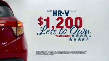 Honda Memorial Day Sales Event TV Spot, 'We Say Summer Savings' [T2] - Thumbnail 3