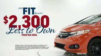 Honda Memorial Day Sales Event TV Spot, 'We Say Summer Savings' [T2] - Thumbnail 4