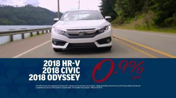 Honda Memorial Day Sales Event TV Spot, 'We Say Summer Savings' [T2] - Thumbnail 6