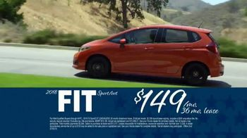 Honda Memorial Day Sales Event TV Spot, 'We Say Summer Savings' [T2] - Thumbnail 7
