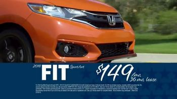 Honda Memorial Day Sales Event TV Spot, 'We Say Summer Savings' [T2] - Thumbnail 8