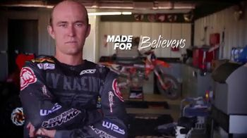 FLY Racing TV Spot, 'Made for Believers' Featuring Blake Bagget - Thumbnail 10
