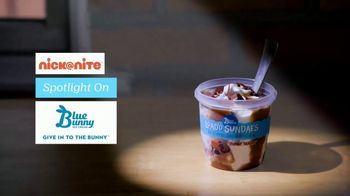 Blue Bunny Ice Cream Load'd Sundaes TV Spot, 'nick@nite: Spoon' - Thumbnail 9