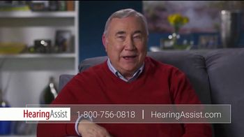 Hearing Assist, LLC TV Spot, 'I Love You Dad'