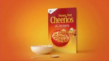 Honey Nut Cheerios TV Spot, 'Roller Coaster' - Thumbnail 10
