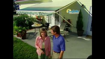 SunSetter TV Spot, 'Instant Shade and Protection'