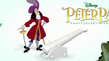 Peter Pan: Anniversary Edition Home Entertainment TV Spot - Thumbnail 5
