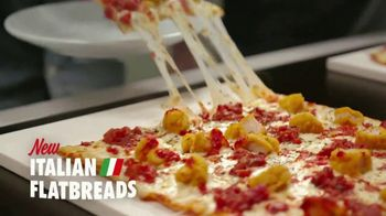 CiCi's Pizza TV Spot, 'Buffet the Italian Way'