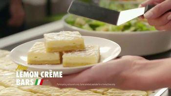 CiCi's Pizza TV Spot, 'Buffet the Italian Way' - Thumbnail 8