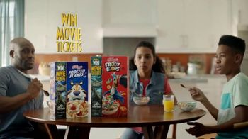 Kellogg's TV Spot, 'Win Tickets to Jurassic World: Fallen Kingdom' - Thumbnail 9