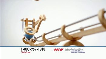 AARP Health Medicare Supplement Plans TV Spot, 'Get The Ball Rolling' - Thumbnail 3