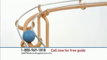 AARP Health Medicare Supplement Plans TV Spot, 'Get The Ball Rolling' - Thumbnail 4