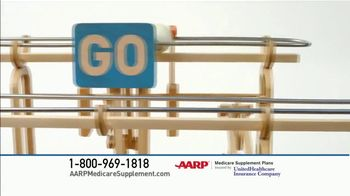 AARP Health Medicare Supplement Plans TV Spot, 'Get The Ball Rolling' - Thumbnail 5