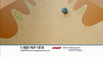 AARP Health Medicare Supplement Plans TV Spot, 'Get The Ball Rolling' - Thumbnail 6