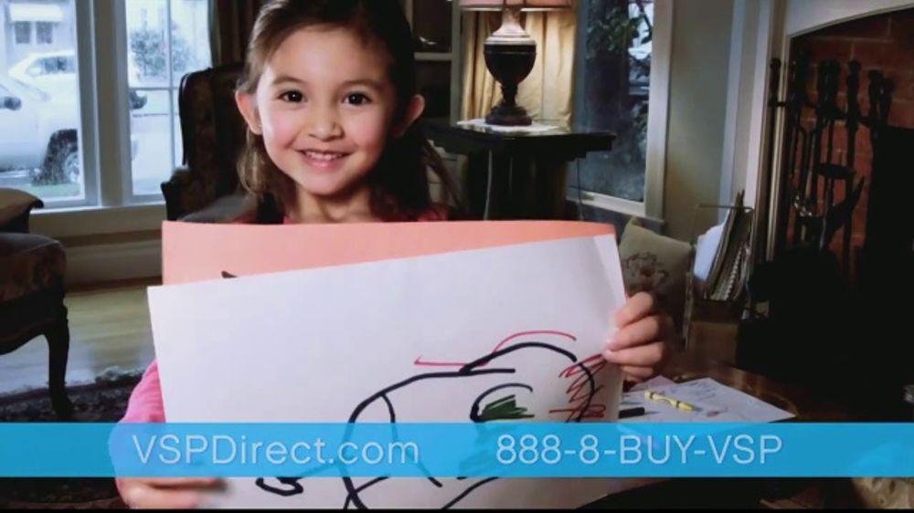 VSP Individual Vision Plans TV Commercial, 'Grandpa'