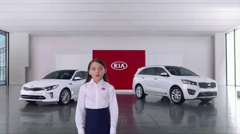 Kia America's Best Value Summer Event TV Spot, 'Hamburgers: The Grill' [T2] - Thumbnail 1