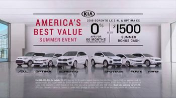 Kia America's Best Value Summer Event TV Spot, 'Hamburgers: The Grill' [T2] - Thumbnail 7