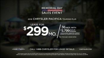 Chrysler Memorial Day Sales Event TV Spot, 'Put Out a Tweet' [T2] - Thumbnail 8