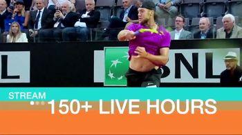Tennis Channel Plus TV Spot, 'Mutual Madrid Open' - Thumbnail 4