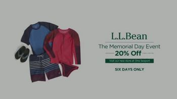L.L. Bean Memorial Day Event TV Spot, 'Dip' - Thumbnail 10