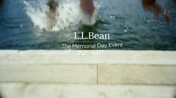 L.L. Bean Memorial Day Event TV Spot, 'Dip' - Thumbnail 3