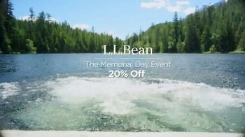 L.L. Bean Memorial Day Event TV Spot, 'Dip' - Thumbnail 4