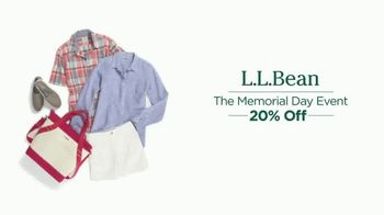 L.L. Bean Memorial Day Event TV Spot, 'Dip' - Thumbnail 5