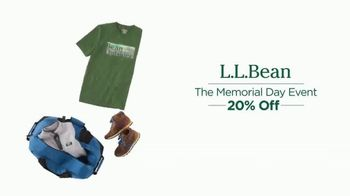 L.L. Bean Memorial Day Event TV Spot, 'Dip' - Thumbnail 6