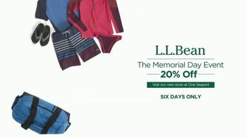 L.L. Bean Memorial Day Event TV Spot, 'Dip' - Thumbnail 8