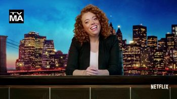 Netflix TV Spot, 'The Break With Michelle Wolf: Small Box'