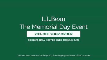 L.L. Bean Memorial Day Event TV Spot, 'The Intro' - Thumbnail 10